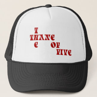 thane OF Five Trucker Hat