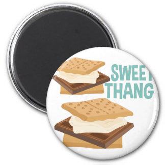 Thang dulce imán redondo 5 cm