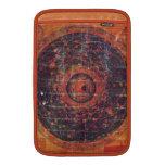 Thangka astronómico tibetano funda  MacBook