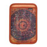 Thangka astronómico tibetano fundas para iPad mini