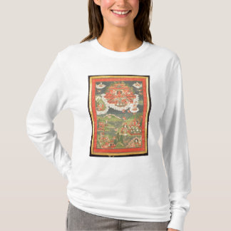 Thangka of the Paradise of Amitabha T-Shirt