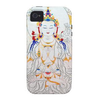 THANGKA PAINTING TIBET ART iPhone 4 CASES