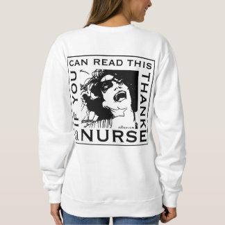 Thank a Nurse 2 Sweatshirt