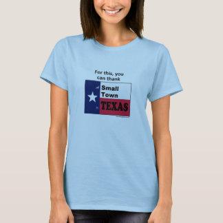 Thank a Small Town T-Shirt