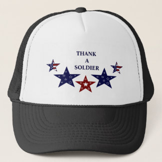 THANK A SOLDEIR Hat