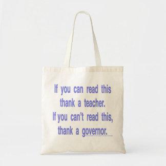 Thank a Teacher Tote