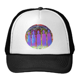 Thank and Share Fond Remembrance Trucker Hat