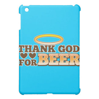 THANK GOD FOR BEER design from The Beer Shop iPad Mini Case