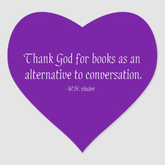 Thank God For Books As An Alternative Sticker
