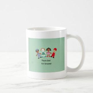 Thank God for Dreams! Coffee Mug