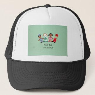 Thank God for Dreams! Trucker Hat