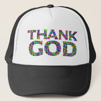 Thank God, hat, for sale ! Trucker Hat