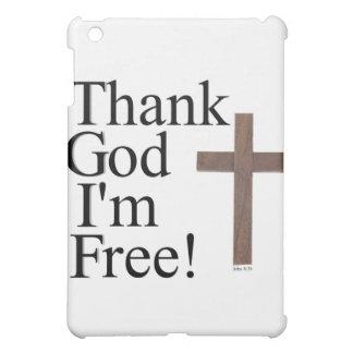 Thank God I'm Free Cover For The iPad Mini