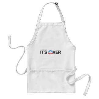 Thank God It's Over Adult Apron