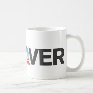 Thank God It's Over Coffee Mug