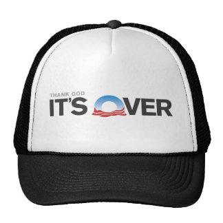 Thank God It's Over Trucker Hat