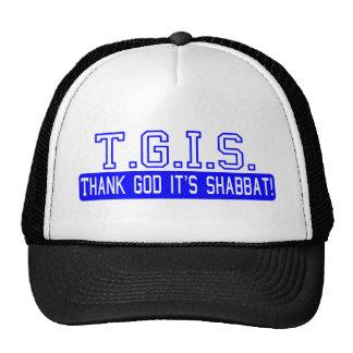 Thank God it's Shabbat! Trucker Hat