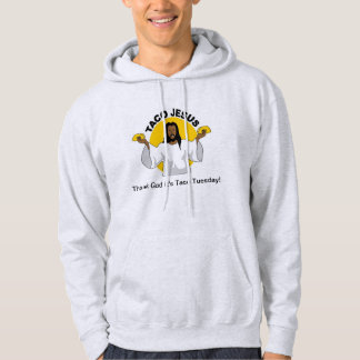 Thank God it's Taco Tuesday Hoodie