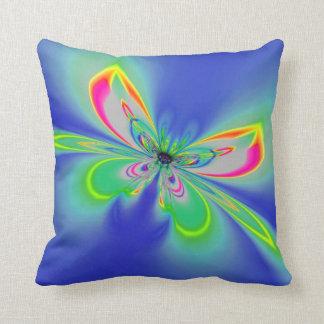 Thank Heaven for Butterflies Throw Pillow