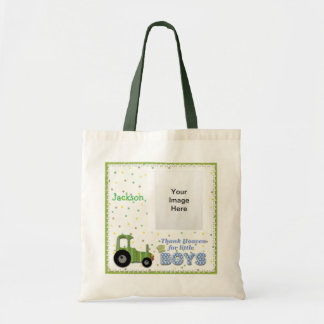 Thank Heaven for Little Boys Tote Bag