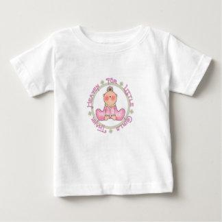 Thank Heaven for Little Girls Baby T-Shirt