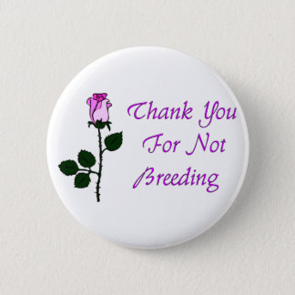 Thank Non-Breeders Button