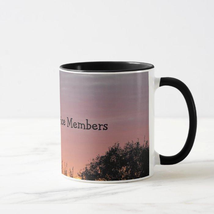 Thank our Service Members ~ Mug