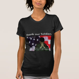 Thank our Soldiers T-Shirt