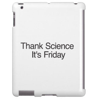 Thank Science It's Friday