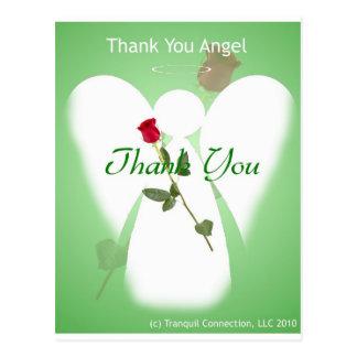 Thank you Angel Postcard