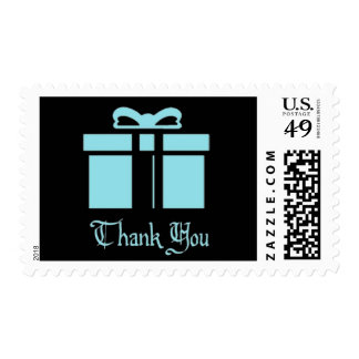 Thank you at Tiffanys Postage