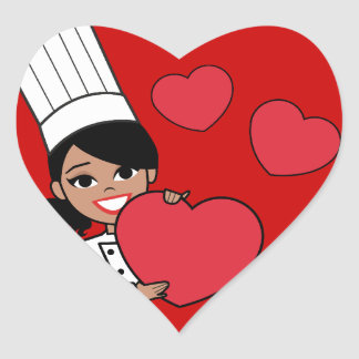 Thank You Baker Chef Cook Sticker