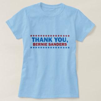 Thank you, Bernie Sanders T-shirt