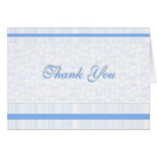 Thank you blue1 card