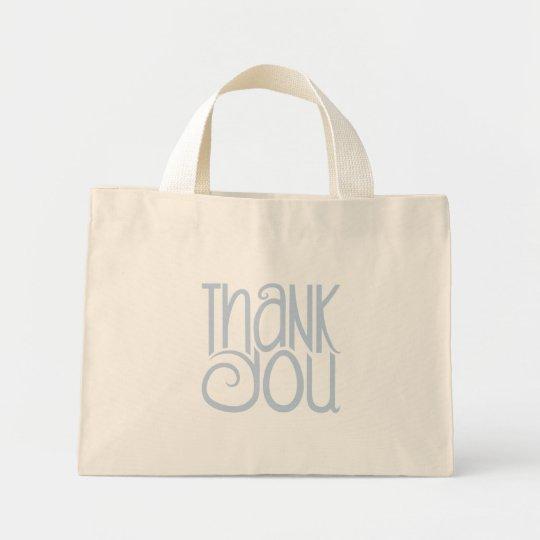 Thank You Blue Bag