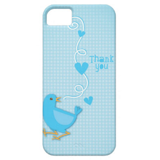 Thank you Blue Bird iPhone SE/5/5s Case