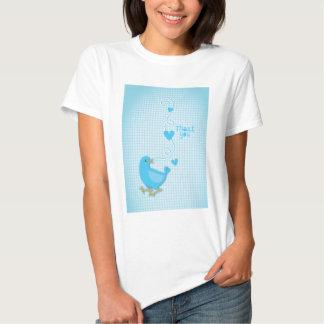 Thank you Blue Bird T-Shirt
