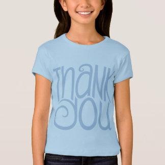 Thank You Blue Kids T-shirt