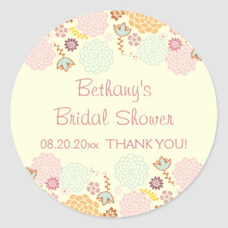 Browse the Bridal Shower Sticker Collection and personalize by color, design, or style.