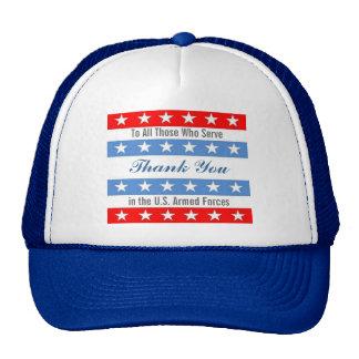 Thank You cap Trucker Hat