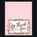 "Thank You card -  Alice in wonderland<br><div class=""desc"">Thank You card -  Alice in wonderland</div>"