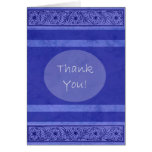 Thank You Card by Molly Harrison