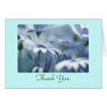 Thank You Card ❀ Daisies Macro Photography Greeting Cards