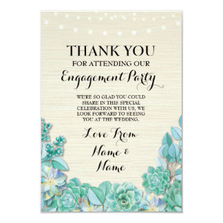 Thank You Engagement Gift | Wedding Gallery