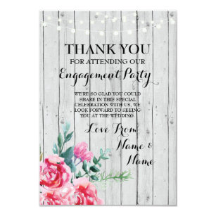 we are engaged invitations zazzle