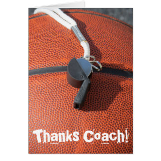 thank you coach cards