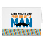 """Thank You Card from the """"Little Man"""""""