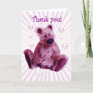 Thank you Card, Good for bridesmaid's or everyday