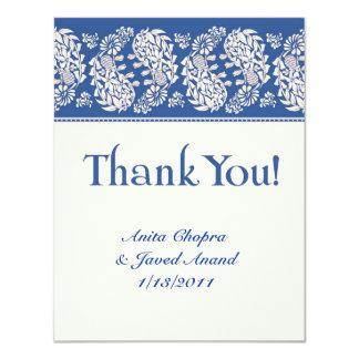 Thank you Card Indian/Jewish