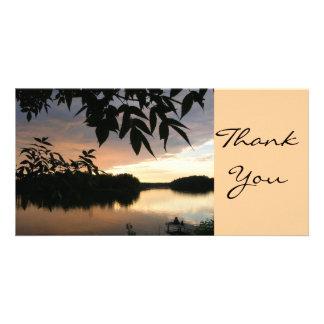Thank You Card Custom Photo Card